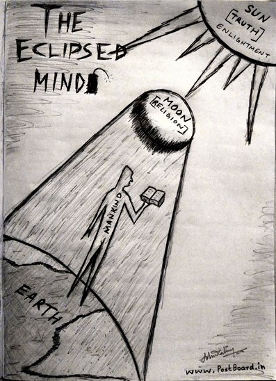 The eclipsed mind